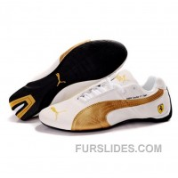 Men's Puma BMW Sauber F1 Team White-Gold Discount 6dAPYS