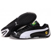 Mens Puma Future Cat Brazil Edition Black/White Online PE2rKK