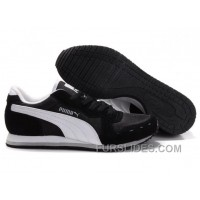 Puma Cabana Racer II LX Sneakers BlackWhite For Sale ZYi3H2
