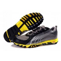 Puma Complete Vectana Shoes GreyBlackYellow 890 Cheap To Buy HTdw8KF