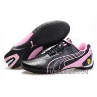 Cheap To Buy Puma Drift Cat Iii Shoes Black/Pink 54SynJy