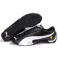 Men's Puma Drift Cat In Ferrari In Black/White Cheap To Buy KiseCMb