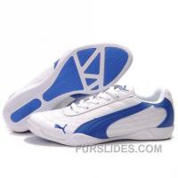Cheap To Buy Men's Puma Ducati 2011 Shoes White Blue T8QMYJh
