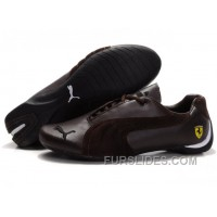 Puma Engine Cat Low Shoes Brown Authentic Kn3xeh