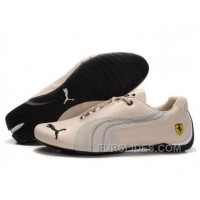 Puma Engine Cat Low Shoes Beige/Grey Online 4KTpQ7