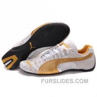Puma Engine Cat Low Shoes In White Gold For Sale T5fkcs