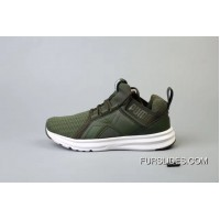 PUMA Enzo Women Men Oliver White Running Shoes New Release