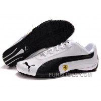 For Sale Women's Puma Ferrari In White/Black Pfftc