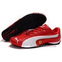Authentic Women's Puma Ferrari In Red/ White/Black MY3JkyZ