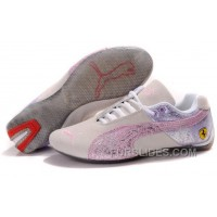 Women's Puma Ferrari In Beige/Pink/Purple Lastest F7cizZ
