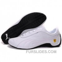 Puma Future Cat GT Ferrari Shoes In White For Sale NwsQeW