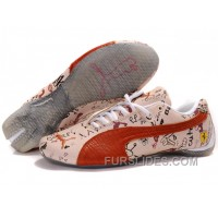 Men's Puma Ferrari In Red/Pink/Gray Super Deals KdJrE2i