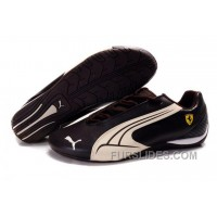 Men's Puma Ferrari In Brown/Beige Lastest JyB3z