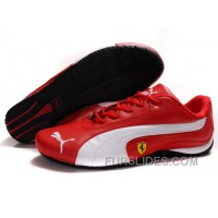 Men's Puma Ferrari In Red/White For Sale 5w7ARR