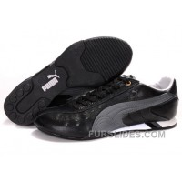 Christmas Deals Men's Puma Ferrari In Black/Gray MRFkKB
