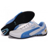 Authentic Women's Puma Fluxion II Beige/Blue C5kKB