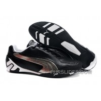 Christmas Deals Puma Fluxion Ii Shoes Black/Silver 6ZkYsam