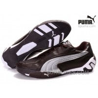 Christmas Deals Puma Fluxion Shoes Brown/Silver/White 903 Y8MKQ