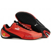 Cheap To Buy Puma Fluxion GT Shoes Red/Black Qh3tM