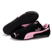 Women's Puma Fur 889 Black/Purple Online Hm2kpw