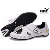 Cheap To Buy Puma Baylee Future Cat Shoes White/Black Pd8FK