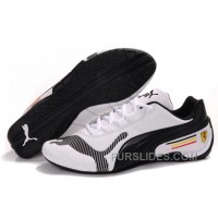 Online Women's Puma Future Cat Low In White/Black PNGBB