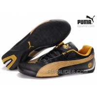 Puma Future Cat II Lux BlackGold Cheap To Buy B22eYY