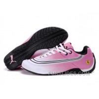 For Sale Women's Puma Future Cat In Pink/White JKWQbQ