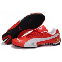 Women's Puma Future Cat GT Ferrari Red/White Lastest JKtxsRr