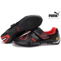 Free Shipping Puma Future Cat Baylee Shoes Black/Red Ifne6E
