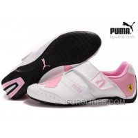 Puma Baylee Future Cat Shoes White/Pink 02 For Sale TTRwA