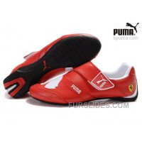 Puma Baylee Future Cat Shoes Red/White Top Deals Ntk6bCT
