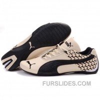 Men's Puma Year Of The Ox Series Shoes Cream Black Lastest YyBKC