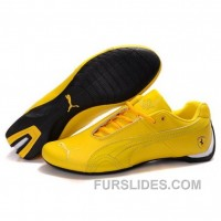 Puma SF Future Cat I In All Yellow For Sale WMAs8