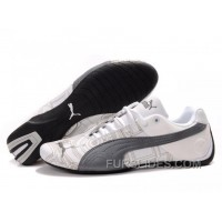 Men's Puma Future Cat Carve In White/Gray Cheap To Buy QABAGwP