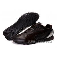 Cheap To Buy Mens Puma Grit Cat In Brown/Black ETNGBC3