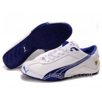 Mens Puma Kimi Raikkonen In White/Blue Top Deals PhRyKsZ