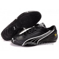 Mens Puma Kimi Raikkonen In Black/White Super Deals WFfMp