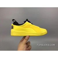 Puma McQ X By McQueen Brace Lo 361319 Yellow Men Women Online