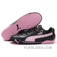 Christmas Deals Women's Puma Michael Schumacher Shoes Black Pink YcmnY