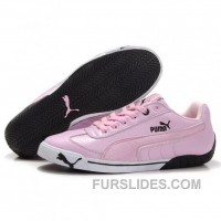 Women's Puma Michael Schumacher Shoes Pink Free Shipping YTbeF
