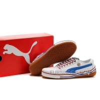 Puma Mihara MY-41 WhiteBlue Super Deals 4NKQdd