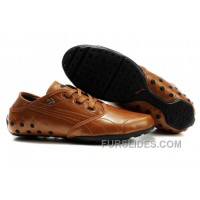 Puma H-Moc Shoes BrownBlack For Sale BPK64