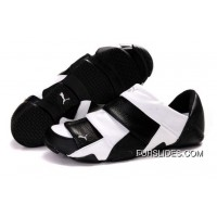 Puma Mummy Lazy Bugs Black White Free Shipping