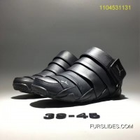 Puma Mummy Lazy Bugs High Leather All Black Top Deals