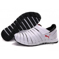 Men's Puma Mummy In White/Black Cheap To Buy P3rkNz