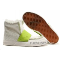 Authentic Women's Puma NEW White/Green HPFHE
