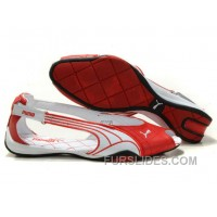 Lastest Women's Puma NEW Red/White N52KA