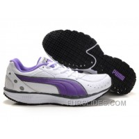 For Sale Women's Puma NEW White/Purple Y44db