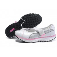 Women's Puma NEW White/Pink For Sale SfRBw